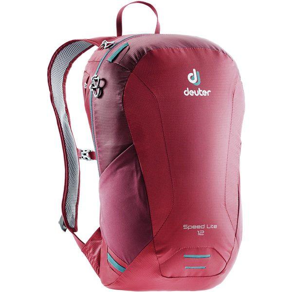 ドイター メンズ バックパック・リュックサック バッグ Speed Lite 12L Backpack Cranberry-Maron
