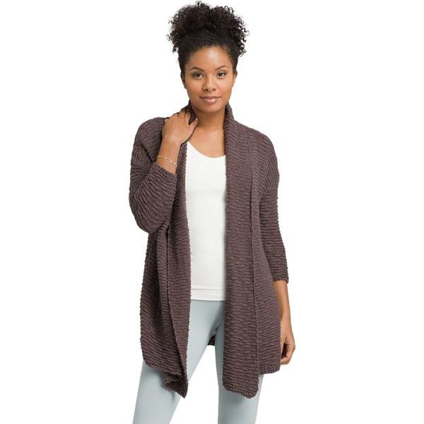プラーナ レディース ニット&セーター アウター Pearson Sweater - Women's Granite