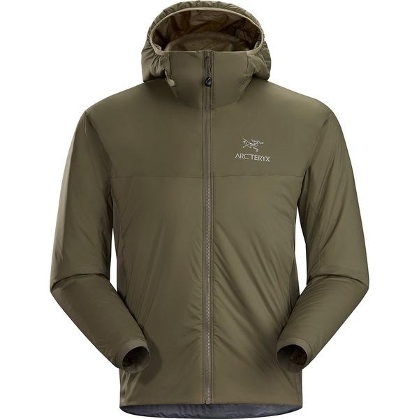 アークテリクス メンズ ジャケット&ブルゾン アウター Atom LT Hooded Insulated Jacket - Men's Arbour