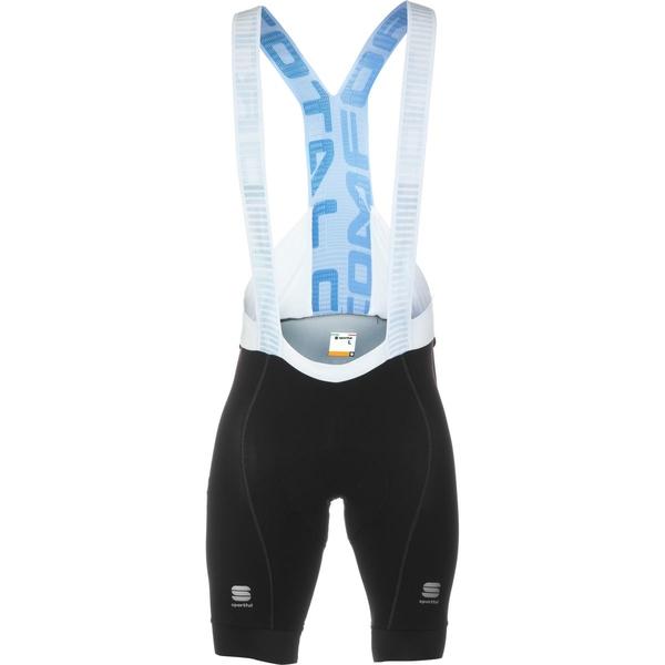 スポーツフル メンズ サイクリング スポーツ Super Total Comfort Bib Short - Men's Black