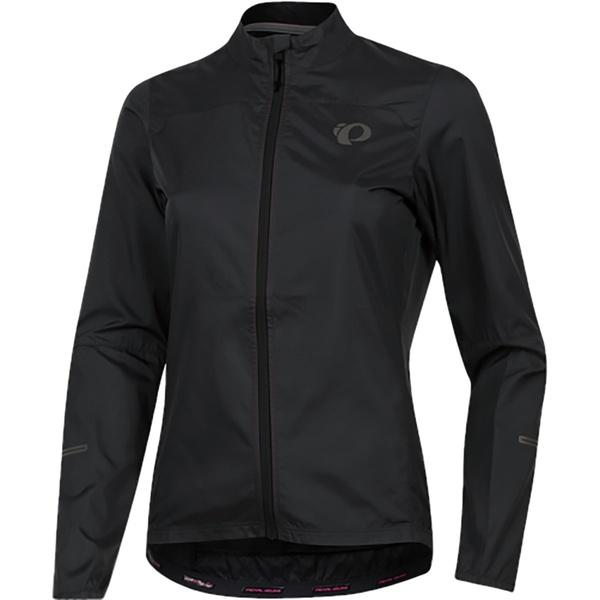 パールイズミ レディース サイクリング スポーツ ELITE Barrier Jacket - Women's Black