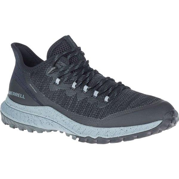 メレル レディース スニーカー シューズ Bravada Waterproof Hiking Shoe - Women's Black/Grey