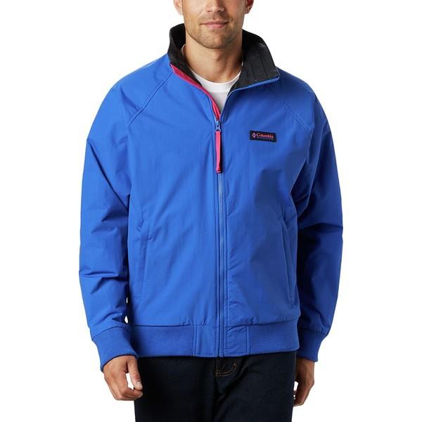 コロンビア メンズ ジャケット&ブルゾン アウター Falmouth Jacket - Men's Azul