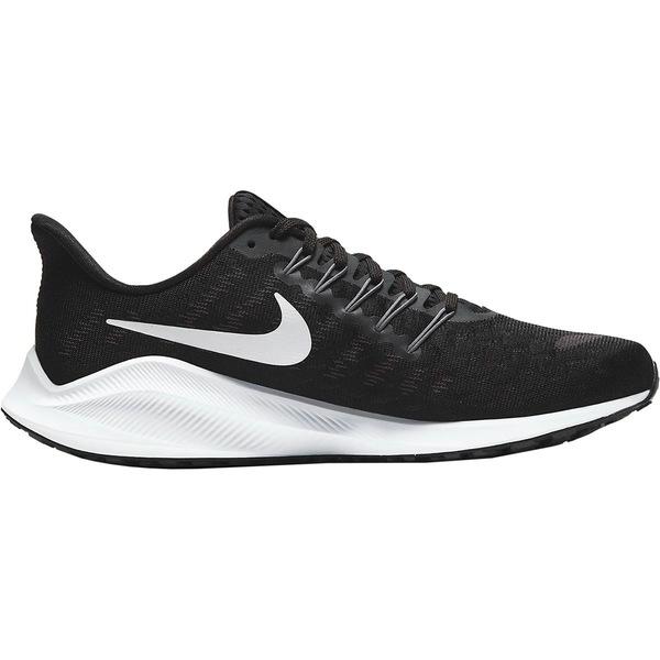 ナイキ メンズ スニーカー シューズ Air Zoom Vomero 14 Running Shoe - Men's Black/White-Thunder Grey 2