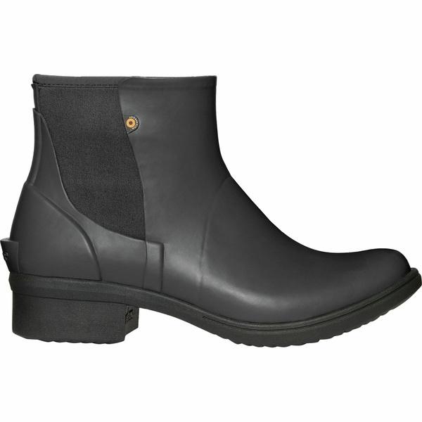 ボグス レディース ブーツ&レインブーツ シューズ Auburn Rubber Boot - Women's Black