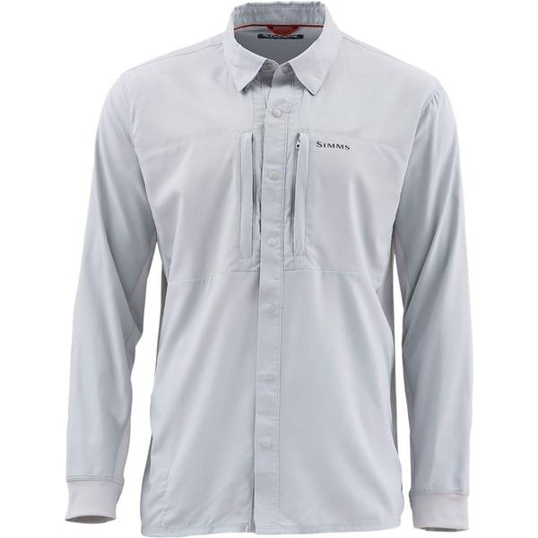 シムズ メンズ シャツ トップス Intruder BiComp Shirt - Men's Sterling