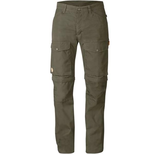 フェールラーベン メンズ カジュアルパンツ ボトムス Keb Gaiter Trouser - Men's Tarmac