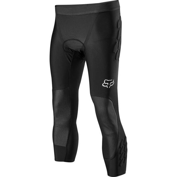 フォックスレーシング メンズ サイクリング スポーツ Tecbase Pro Liner Tight - Men's Black