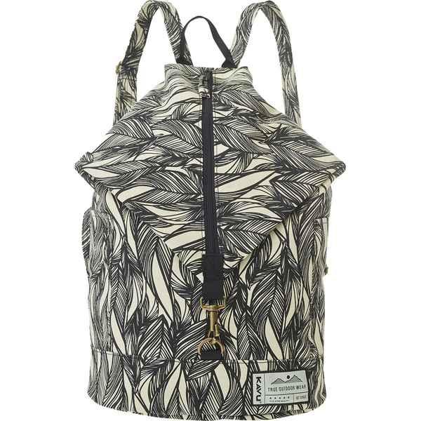 カブー レディース ハンドバッグ バッグ Free Range Backpack - Women's Ink Leaf