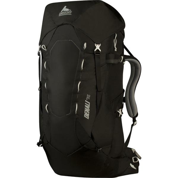 グレゴリー レディース バックパック・リュックサック バッグ Denali 75L Backpack Basalt Black