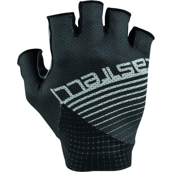 カステリ メンズ サイクリング スポーツ Competizione Glove - Men's Black