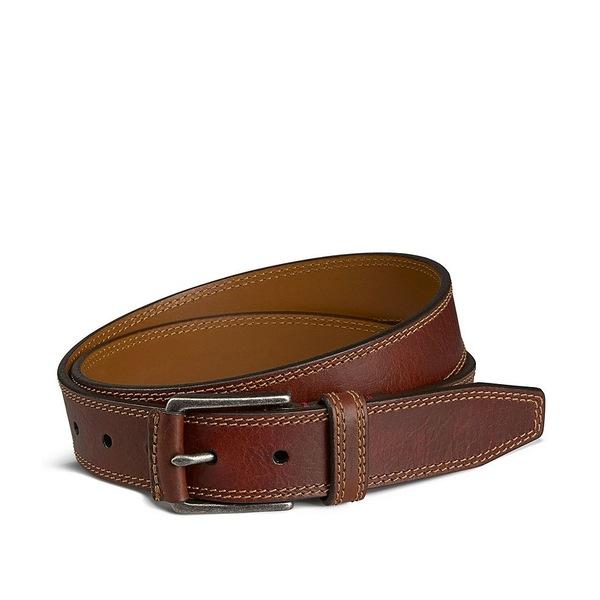 トラスク メンズ ベルト アクセサリー Men's Gallatin Belt Tan