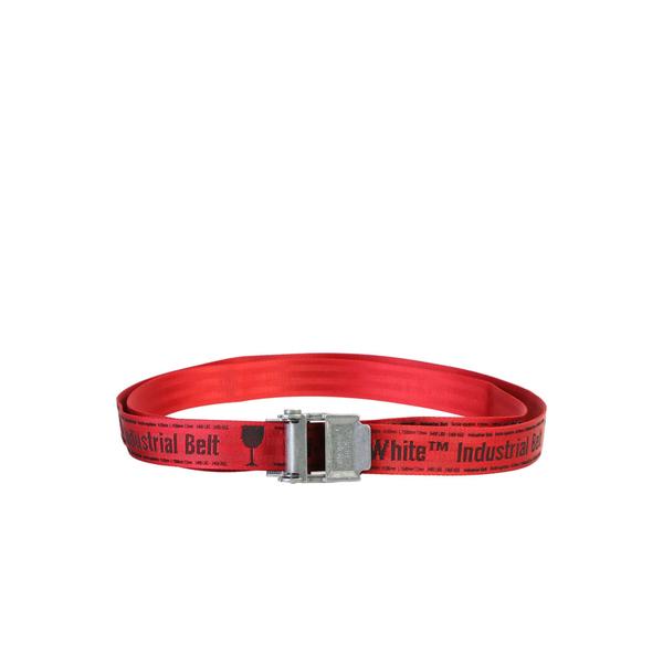 オフホワイト メンズ ベルト アクセサリー Off-White Industrial Belt -