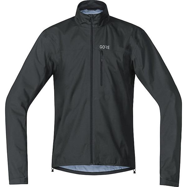 ゴアウェア メンズ ジャケット&ブルゾン アウター Gore Wear Men's Gore C3 GTX Active Jacket Black