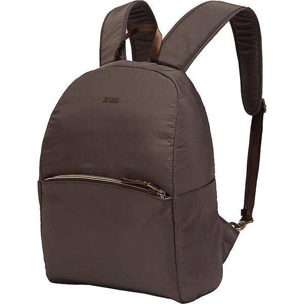 パックセーフ レディース ボストンバッグ バッグ Pacsafe Women's Stylesafe Backpack Mocha