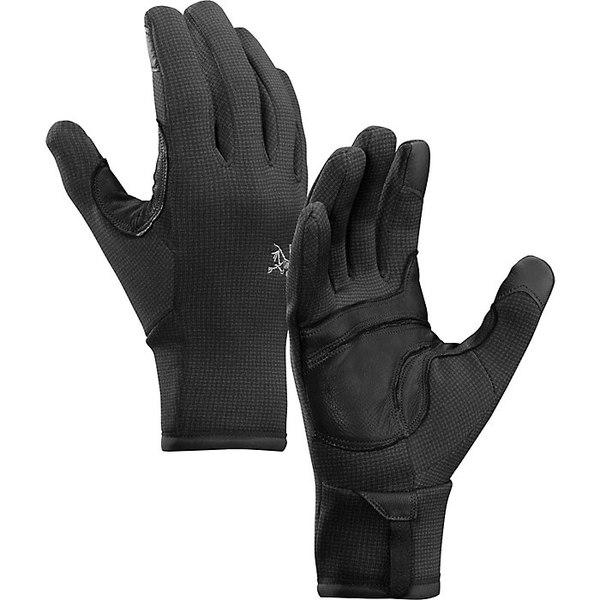 アークテリクス レディース 手袋 アクセサリー Arcteryx Rivet Glove Black