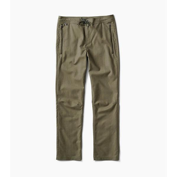 ローク メンズ カジュアルパンツ ボトムス Roark Men's Layover Pant Military