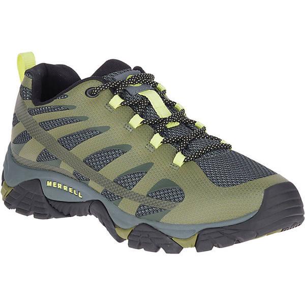メレル メンズ ハイキング スポーツ Merrell Men's Moab Edge 2 Shoe Olive Drab