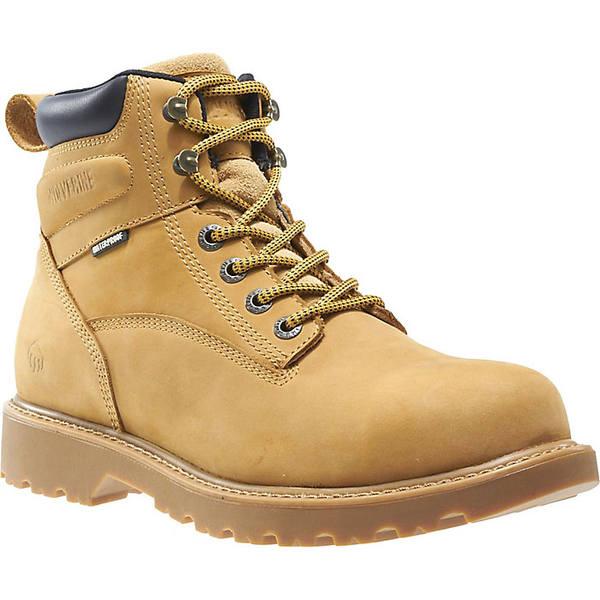 ウルヴァリン メンズ ブーツ&レインブーツ シューズ Wolverine Men's Floorhand Steel -Toe Boot Wheat