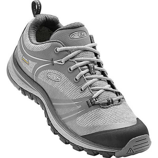 キーン レディース ブーツ&レインブーツ シューズ KEEN Women's Terradora Waterproof Shoe Neutral Grey / Gargoyle