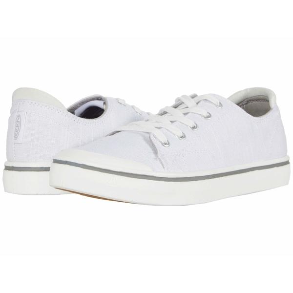 キーン レディース スニーカー シューズ Elsa IV Sneaker White/Star White