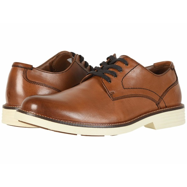 ドッカーズ メンズ ドレスシューズ シューズ Parkway Plain Toe Oxford Butterscotch Polished Full Grain