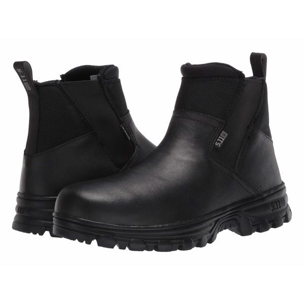 5.11タクティカル メンズ ブーツ&レインブーツ シューズ Company 3.0 Boot Black