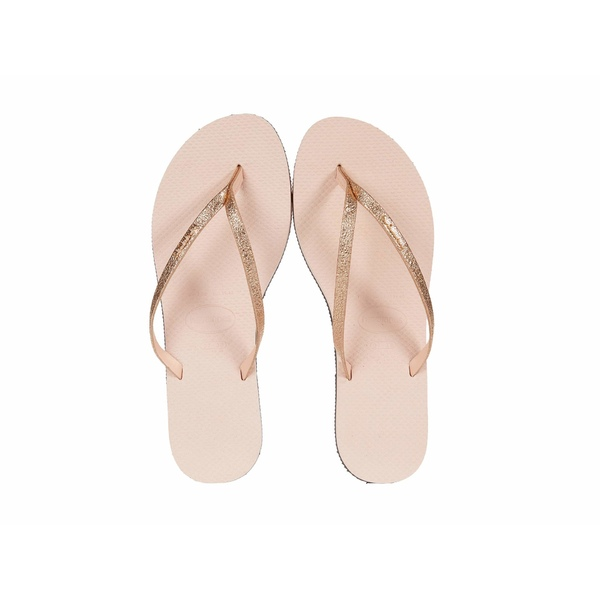 ハワイアナス レディース サンダル シューズ You Shine Sandal Ballet Rose