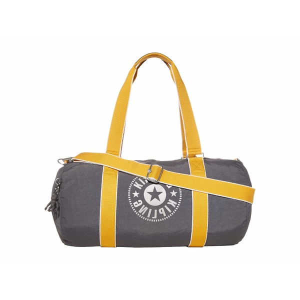 キプリング レディース ボストンバッグ バッグ New Classics Onalo Duffel Bag Dark Carbon Ny