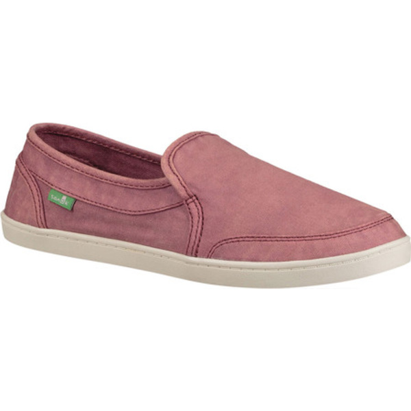 サヌーク レディース スニーカー シューズ Pair O Dice Sneaker Heather Rose Washed Canvas