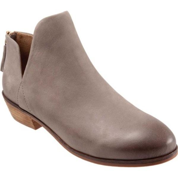 ソフトウォーク レディース ブーツ&レインブーツ シューズ Rylee Bootie Light Grey Leather