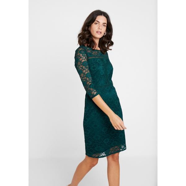ウォリス レディース トップス ワンピース forest green - 全商品無料サイズ交換 dress odof00d2 メーカー直送 Day 内祝い