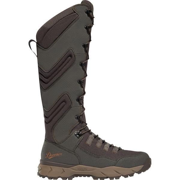 Danner 正規店 メンズ シューズ ブーツ レインブーツ 春の新作 Brown 全商品無料サイズ交換 ダナー Vital Men's 17'' Snake Boots