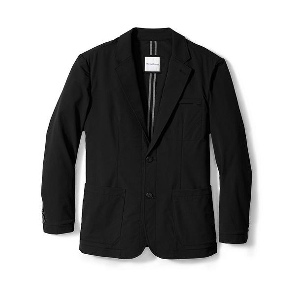 【再入荷!】 トッミーバハマ メンズ ジャケット&ブルゾン アウター Mercer Stretch Blazer Black, 夢みつけ隊 ONLINE SHOPPING a997b7f1