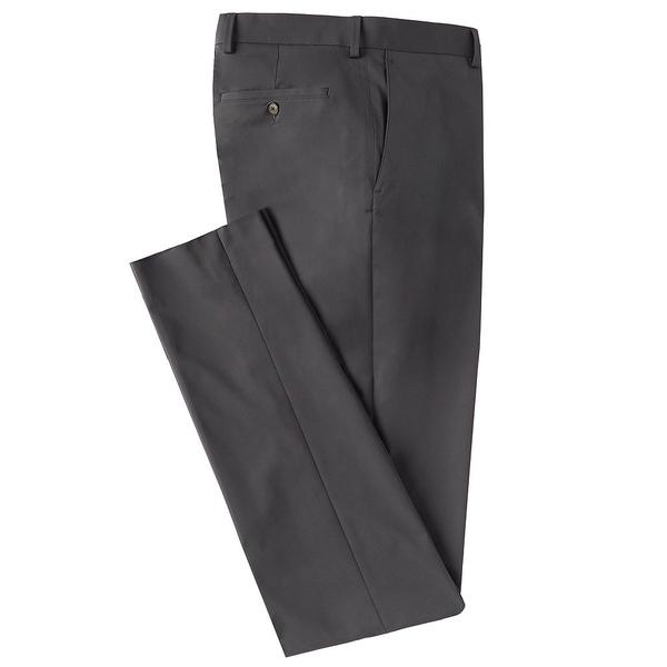 <title>ハートシャファネールマークス メンズ ボトムス カジュアルパンツ Dark Grey 全商品無料サイズ交換 New 送料無料 York Tailored Modern Fit Flat-Front Dress Pants</title>