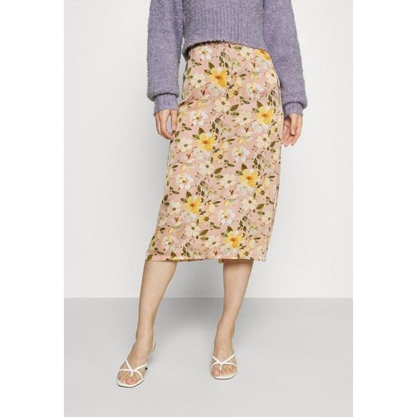 ヴィラ レディース ボトムス スカート misty rose 全商品無料サイズ交換 VIFLOWERY 返品交換不可 MIDI ofqk0281 Pencil - 贈答品 SKIRT skirt