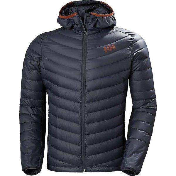 メンズ Jacket Men's ジャケット&ブルゾン ヘリーハンセン Hybrid Slate Hansen Down Helly アウター Verglas Insulator Hooded