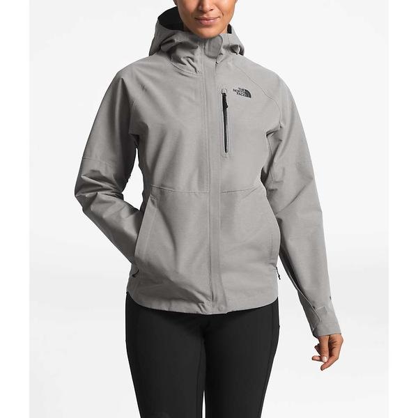 ノースフェイス レディース ジャケット&ブルゾン アウター The North Face Women's Dryzzle Jacket Tnf Medium Grey Heather