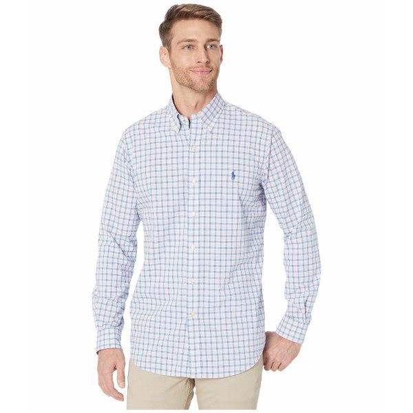 ラルフローレン メンズ シャツ トップス Classic Fit Poplin Shirt Multi 2