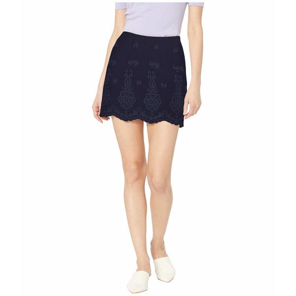 カップケーキアンドカシミア レディース スカート ボトムス Tamsen Skirt Ink
