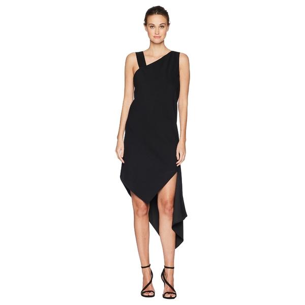 ニールバレット レディース ワンピース トップス Spiral Fall-Away Dress Black