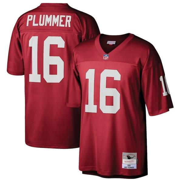 ミッチェル&ネス メンズ シャツ トップス Jake Plummer Arizona Cardinals Mitchell & Ness Retired Player Legacy Replica Jersey Cardinal