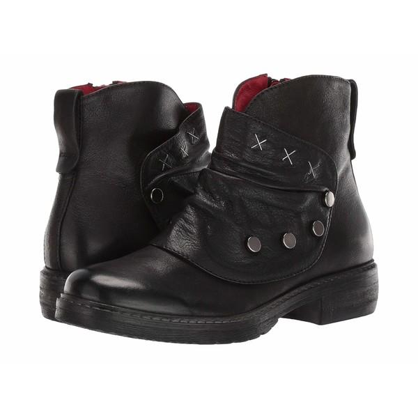 コルダーニ レディース ブーツ&レインブーツ シューズ Praxis Black Leather