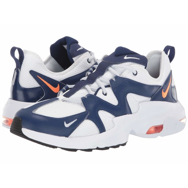 ナイキ メンズ スニーカー シューズ Air Max Graviton Blue Void/Total Orange/White