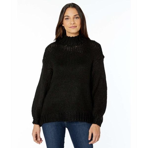 ウミーユアムーム レディース ニット&セーター アウター Jude Sweater Black Knit