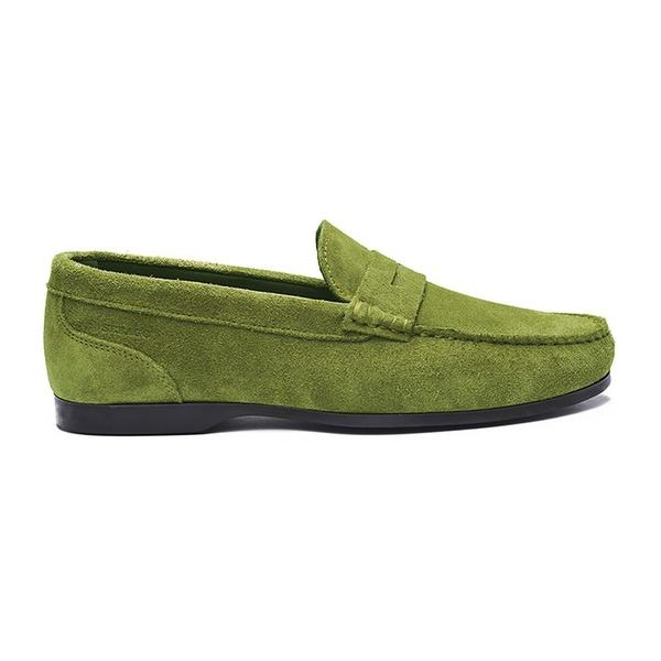 セバゴ メンズ シューズ スニーカー Green Foliage Suede 全商品無料サイズ交換 Byron 大特価 Sebago ojuo0149 日本正規代理店品