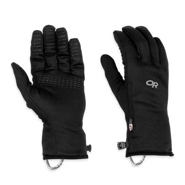 買物 アウトドアリサーチ メンズ 期間限定特価品 アクセサリー 手袋 Black research Outdoor ojuo014a Versaliner 全商品無料サイズ交換