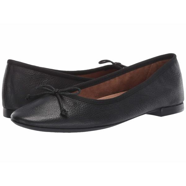 エアロソールズ レディース サンダル シューズ Homerun Black Leather