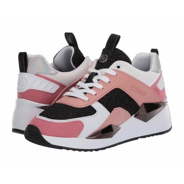 ゲス レディース スニーカー シューズ Typical Pink