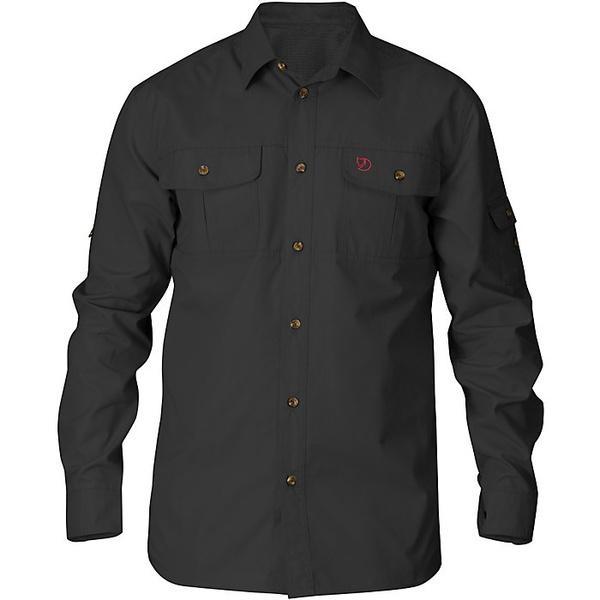 フェールラーベン メンズ スポーツ ハイキング Dark 驚きの価格が実現 Grey Shirt Singi Men's Trekking 全商品無料サイズ交換 Fjallraven 上等